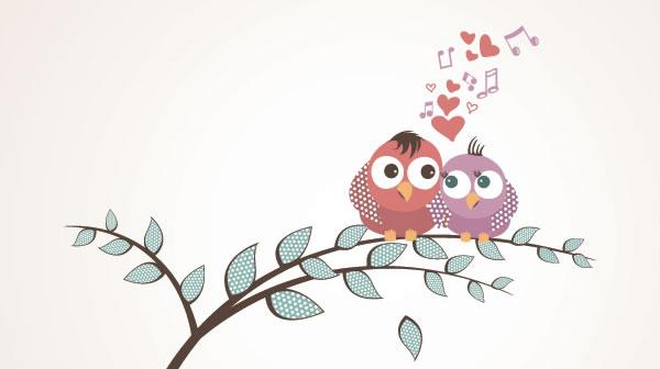 San Valentín al compás
