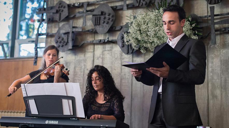 Consejos para elegir la música de la ceremonia