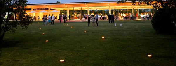 Celebración de una boda en Villa Santa Ana