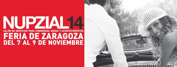 Feria de bodas Zaragoza – Nupzial 2014