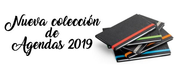 Nueva colección de Agendas 2019
