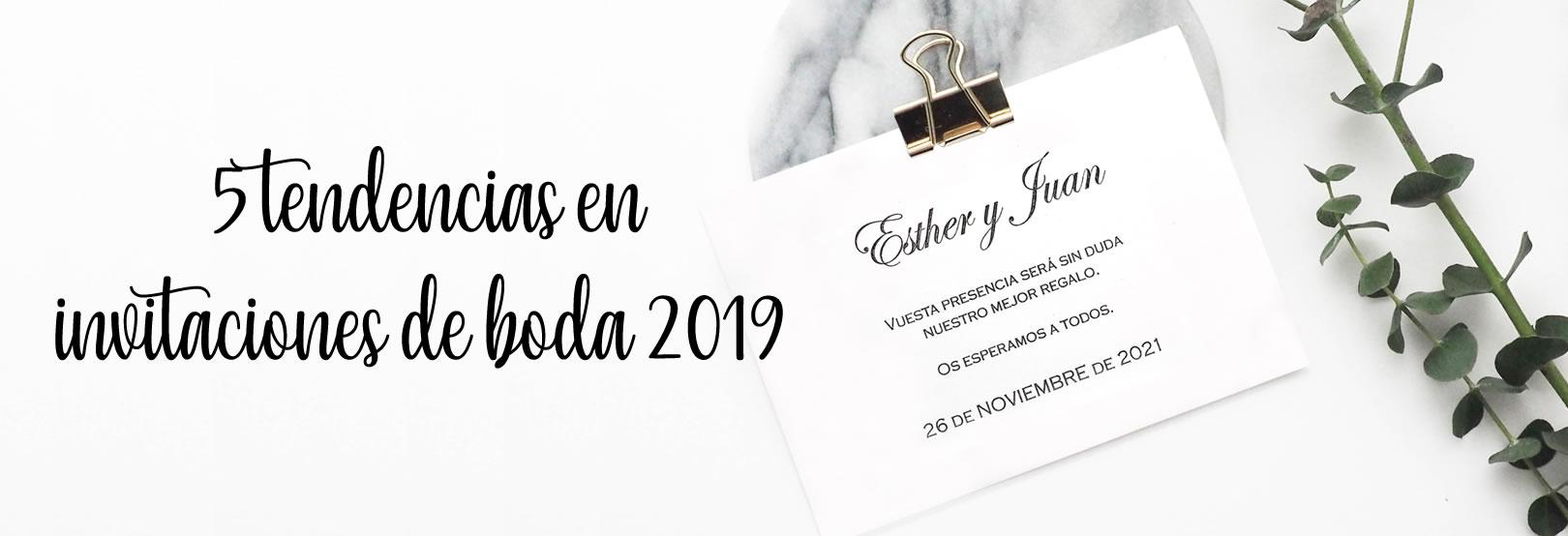 f8b05a5d2 5 tendencias en invitaciones de boda para 2019