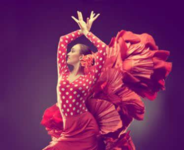 flamenca bailando