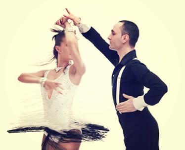 pareja de ballet